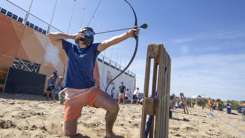 Partycentrum de Bolder Archery Attack foto